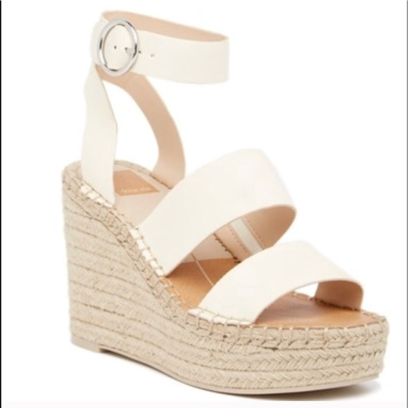 fff39a75e38d Dolce Vita Shoes - NWOT Dolce Vita Shaun Espadrille Wedge Sandals